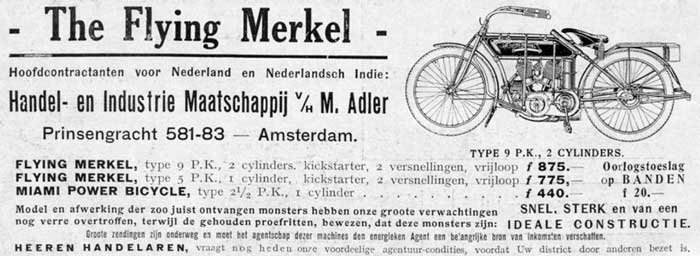 Flying Merkel 19151229 adler