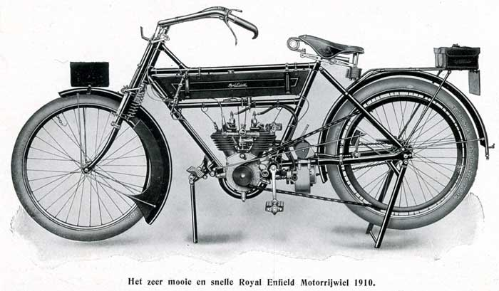 Royal Enfield 1910 witmondt 1