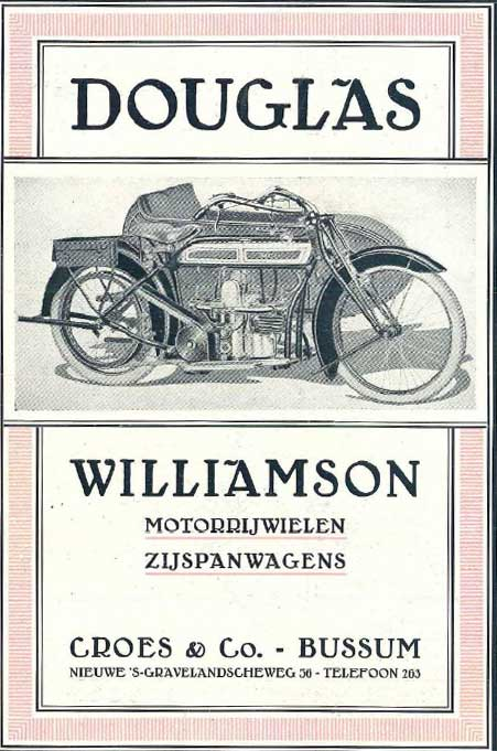 douglas williamson 1919 croes
