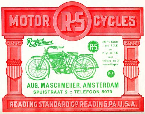 reading standard 1915 maschmeijer