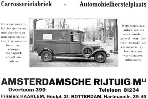 ARM 19310000 carrosseriefabriek