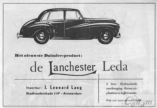 Lanchester-1952