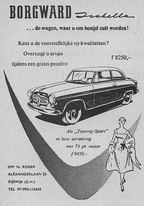 Borgward-1956-rosier