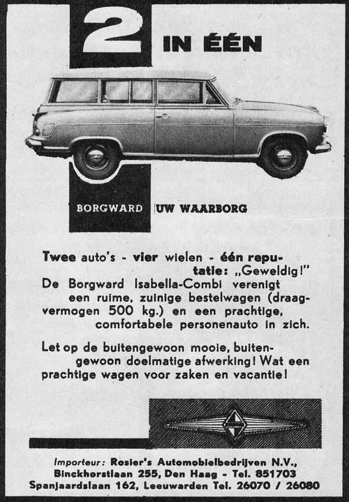 borgward-1960-rosier