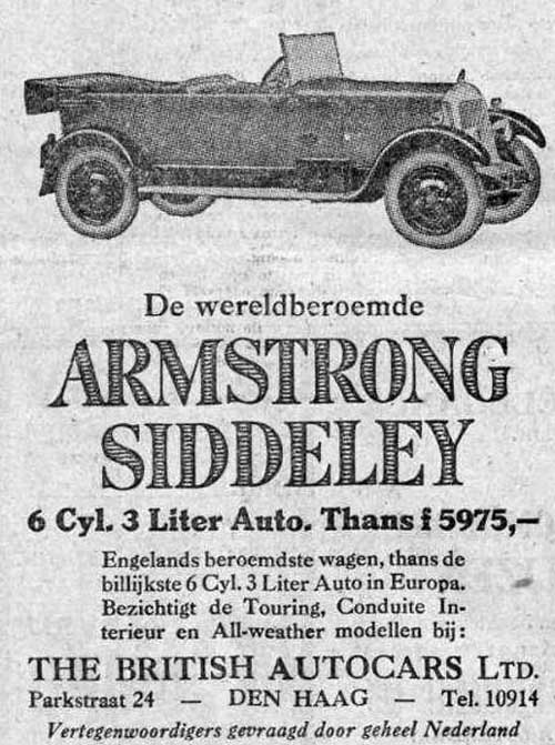 Armstrong 19260712 autocars