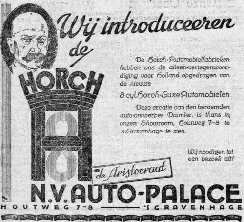 Horch 19271228 auto palace