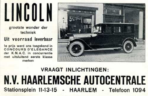 lincoln 19231007 hac