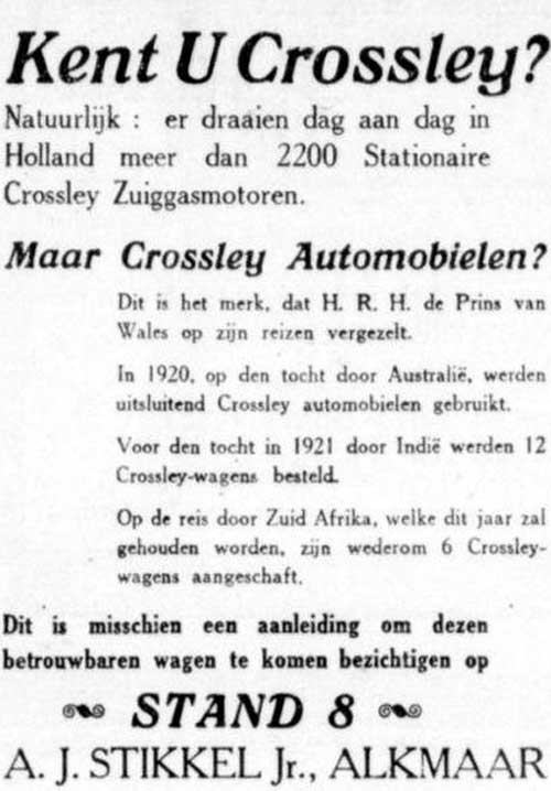 Crossley 19250207 stikkel