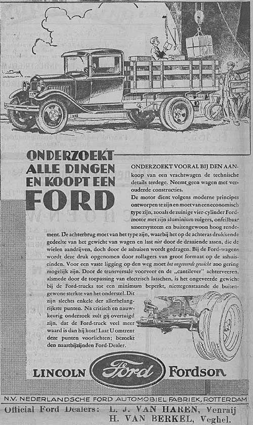 Ford 19320000 ford