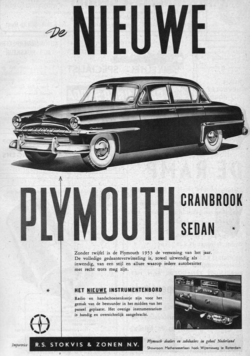 Plymouth 19530214 stokvis