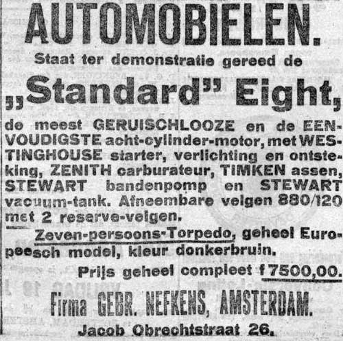 Standard Eight 19170115 nefkens