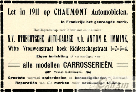chaumont 1911 immink