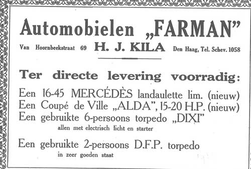 Farman-1920-kila