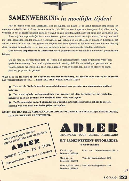 Adler-1941-James-Nefkens