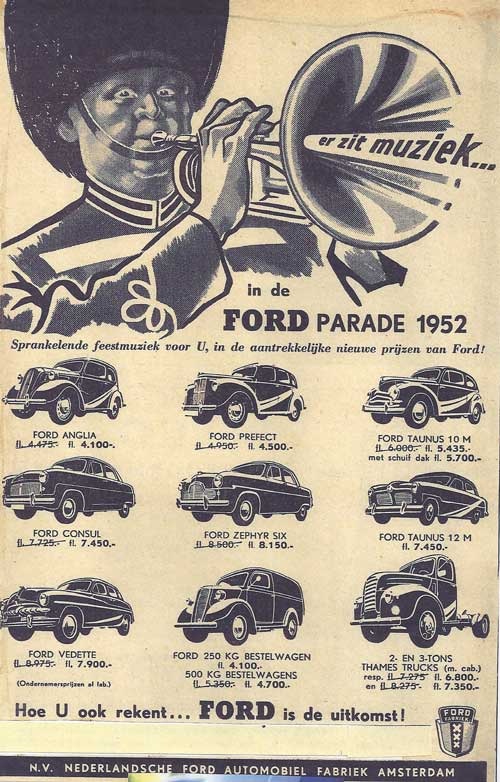 Ford-1952-ford-parade