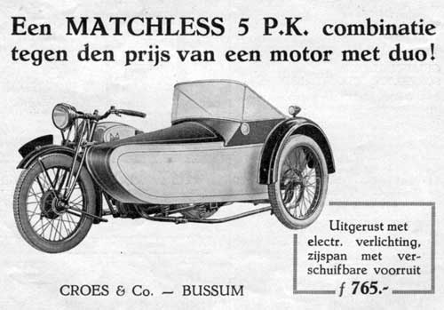 Matchless 19320527 croes MedLA