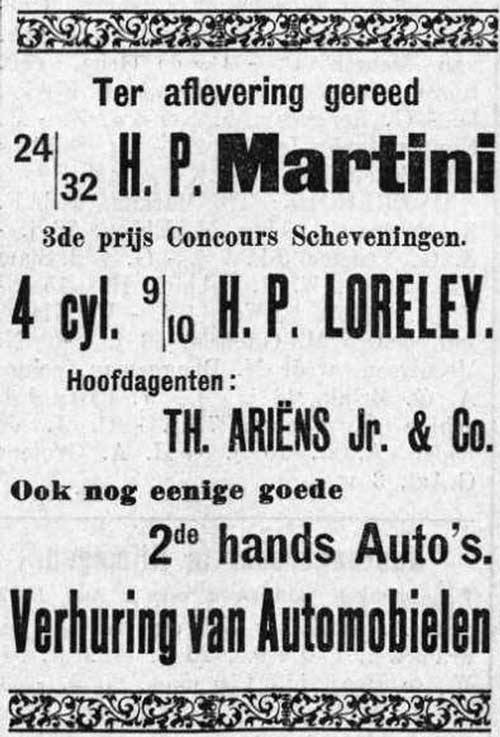 Martini Loreley 19070805 Ariens