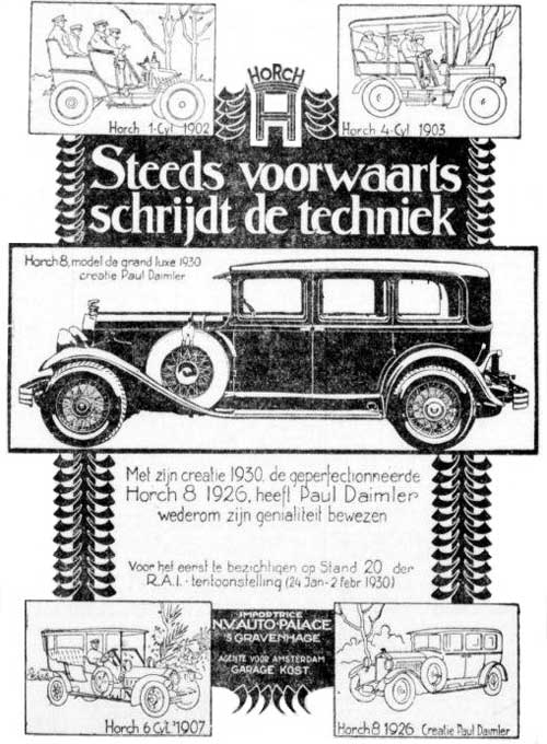 Horch 19300124 auto palace