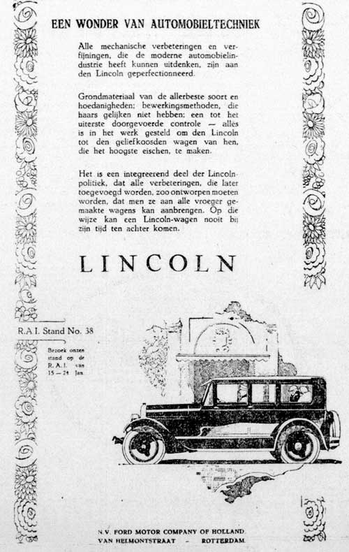 Lincoln 19260114 ford