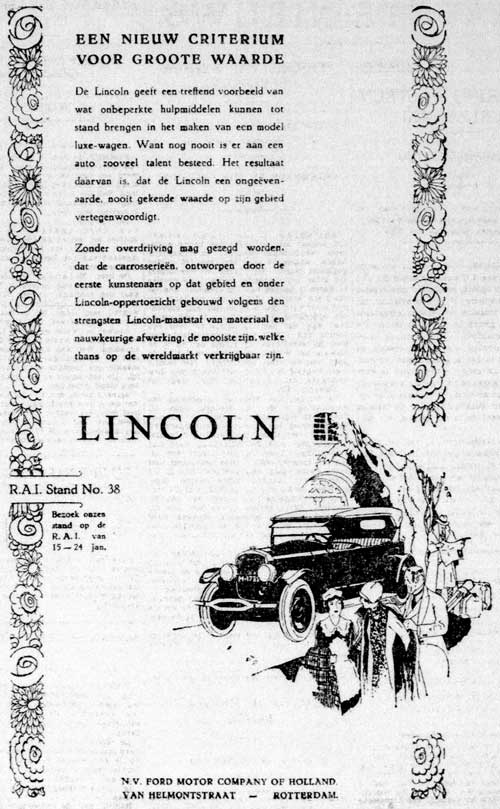 Lincoln 19260116 ford