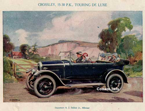 crossley 19260200 stikkel