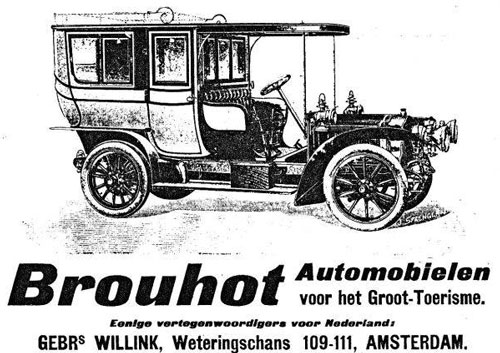 brouhot 19060000 willink