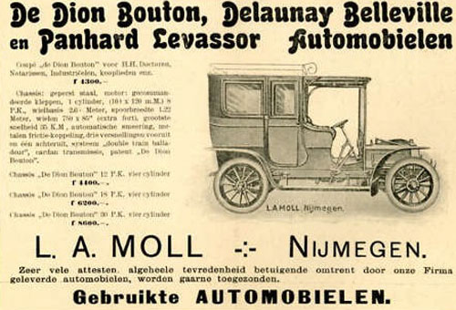 dion bouton delaunay belville panhard levassor 19080227 moll