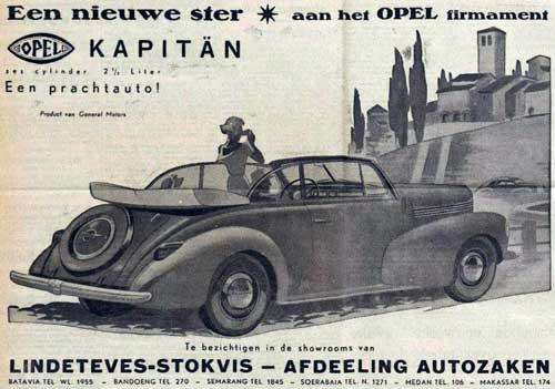 opel 1939 lindeteves